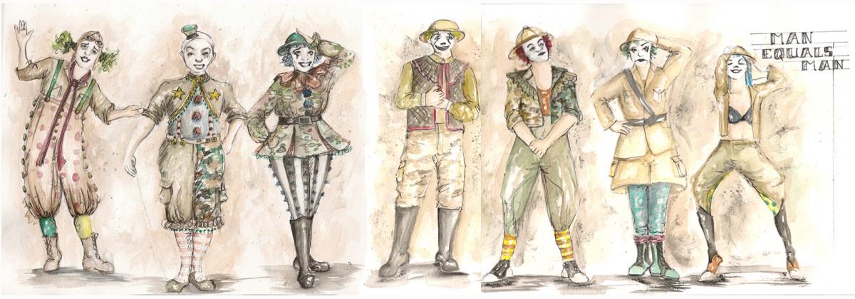 Costume Designer Portfolio Websites